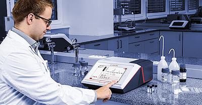 安东帕Cora5001激光拉曼光谱仪新品上市!