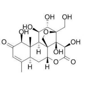 鸦胆子素H;鸦胆苦内酯A 标准品