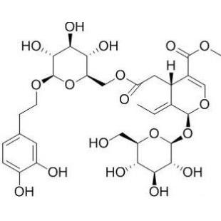新女贞苷;木樨榄苷-7-乙基-11-甲酯 标准品