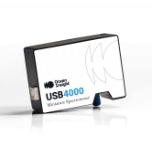美国海洋光学   USB4000-XR1紫外光/近红外光测量的光谱仪
