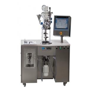 法国VMI  实验室真空均质乳化机 TRILAB