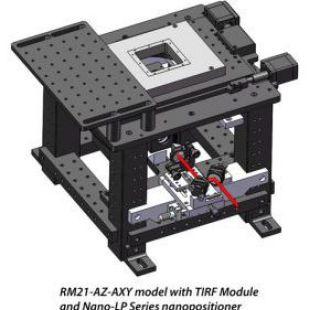 MCL全內反射熒光顯微鏡(TIRF)模塊
