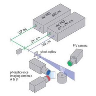 LaVision 热成像粒子成像测速系统(PIV)