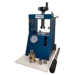 实验室液压压片机