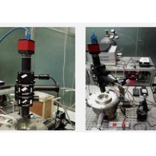 高温原位拉曼测试系统