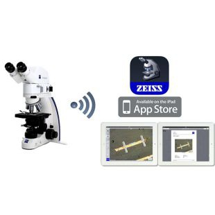 德国蔡司  显微镜多媒体互动教学系统
