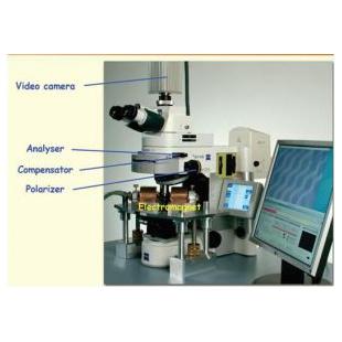 德国蔡司  克尔磁光显微镜
