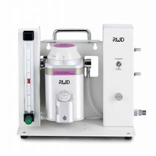 瑞沃德增強型小動物麻醉機 R540