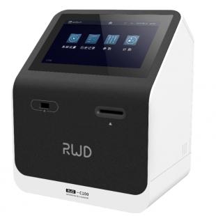 瑞沃德 C100自动细胞计数仪   精准计数  简易高效