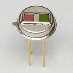 热电堆探测器(双象元型) T11722-01