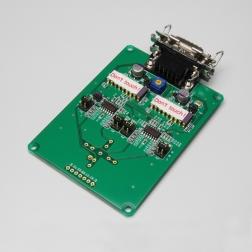 二维PSD信号处理电路 C4674-01
