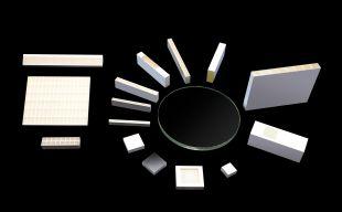 鎢酸鎘晶體 鎢酸鎘晶體
