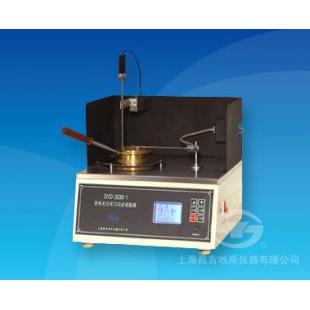 上海昌吉SYD-3536-1克利夫蘭開口閃點試驗器