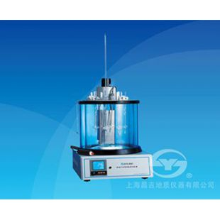 上海昌吉SYD-265C石油品運動粘度測定器