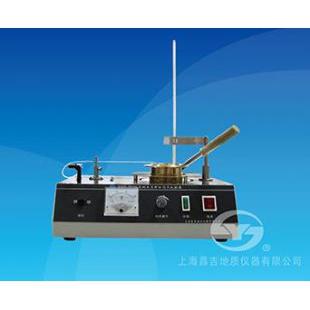 上海昌吉SYD-3536克利夫蘭開口閃點試驗器(2008標準)