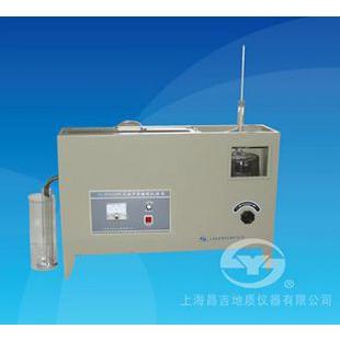 上海昌吉SYD-255石油产品馏程试验器