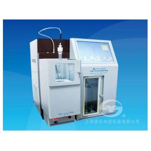 上海昌吉SYD-6536D型 石油产品自动蒸馏试验器
