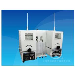上海昌吉SYD-6536A石油产品蒸馏试验器(双管)