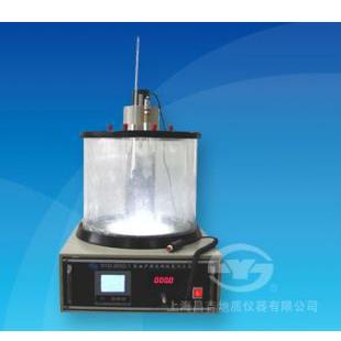 上海昌吉SYD-265D-1石油品运动粘度测定器
