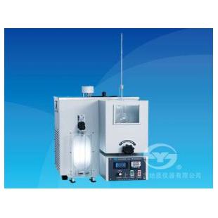 上海昌吉SYD-6536C石油产品低温蒸馏试验器(低温单管)
