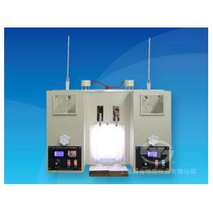 上海昌吉SYD-6536B石油产品低温蒸馏试验器(低温双管)