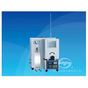 上海昌吉SYD-6536K 石油产品蒸馏试验器(水浴控温)