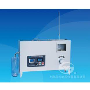 上海昌吉SYD-255K型石油产品馏程试验器(一体式、水浴控温)