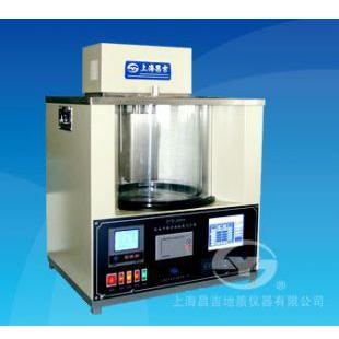 上海昌吉SYD-265H石油品運動粘度測定器