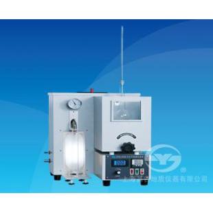 上海昌吉SYD-6536石油产品蒸馏试验器(前置式)