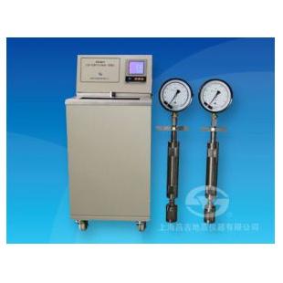 上海昌吉SYD-8017石油產品蒸汽壓試驗器(雷德法)