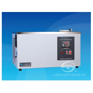 上海昌吉SYD-510G型 石油产品低温试验器