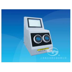 上海昌吉SYD-0193B全自動潤滑油氧化安定性測定器 (雙彈體金屬浴旋轉氧彈法)