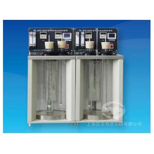 上海昌吉SYD-12579润滑油泡沫特性试验器