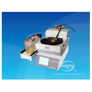 上海昌吉SYD-0059B自動潤滑油蒸發損失測定器(諾亞克B法)