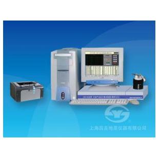 上海昌吉SYD-0536型 石油產品鹽含量試驗器(微庫侖法)