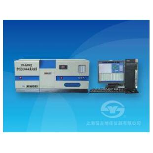 上海昌吉SYD-0689N紫外熒光油品硫氮試驗器
