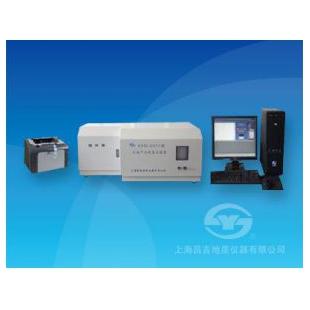 上海昌吉SYD-0253石油产品硫(氯)试验器(微库仑法)