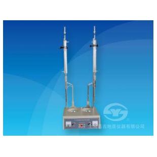 上海昌吉SYD-8929A型 原油水含量试验器