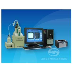 上海昌吉SYD-0162型 石油产品碱性氮试验器(电位滴定法)