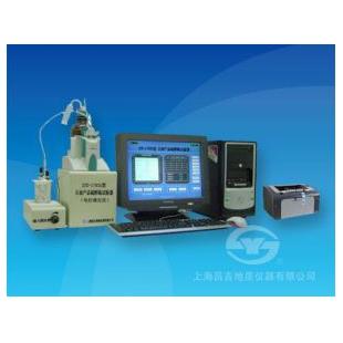 上海昌吉SYD-1792A型 石油产品硫醇硫试验器(电位滴定法)