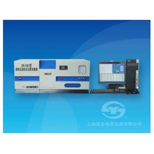 上海昌吉SYD-0657型 液体石油发光法氮试验器