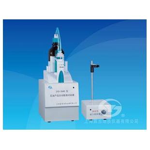 上海昌吉SYD-264B型 石油产品自动酸值试验器(电位滴定法)