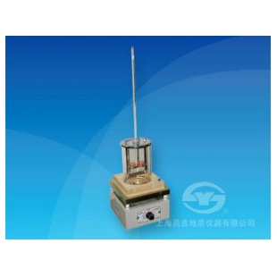 上海昌吉SYD-2806A型 沥青软化点测定器