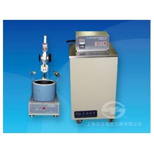 上海昌吉SYD-2801F型 針入度試驗器(低溫型)