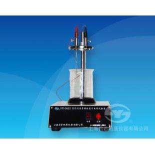 上海昌吉SYD-0653型 乳化沥青微粒离子电荷试验器