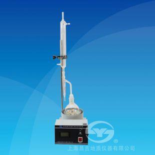 上海昌吉SYD-260石油产品水分试验器