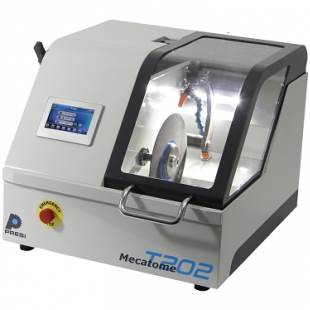 PRESI-自动精密切割机-MECATOME T202