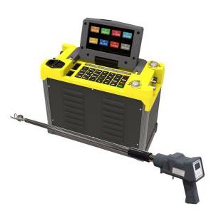 青岛众瑞低浓度自动烟尘烟气测试仪ZR-3260D