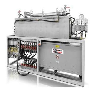 卡博萊特石墨管式爐 HTRH-GR