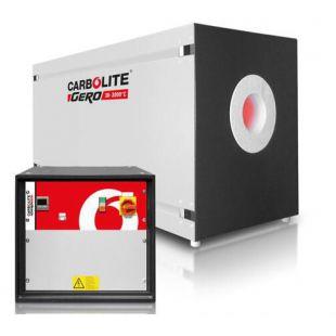 卡博萊特1350°C管式爐 FHA/FHC
